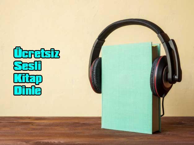 ücretsiz sesli kitap